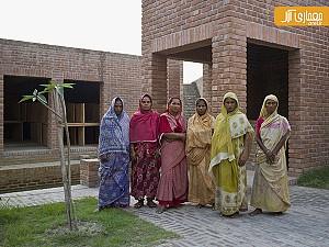 معماری مرکز دوستی در بنگلادش