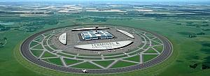 طراحی فرودگاه با باند پرواز بی انتها