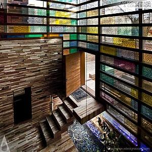"""«خانه قانعی» یکی از برندگان جایزه """"A' Design Award 2017"""""""