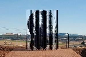 طراحی مجسمه نلسون ماندلا