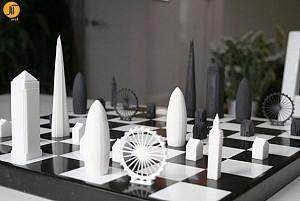 شطرنج معماران