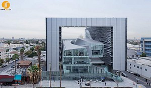 طراحی کالج امرسون لس آنجلس