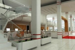 Design and Supervision Of Mellat-Bank Branches.