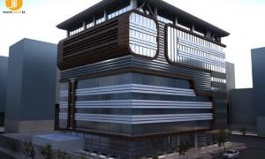 Saba project – Villa street (under construction)
