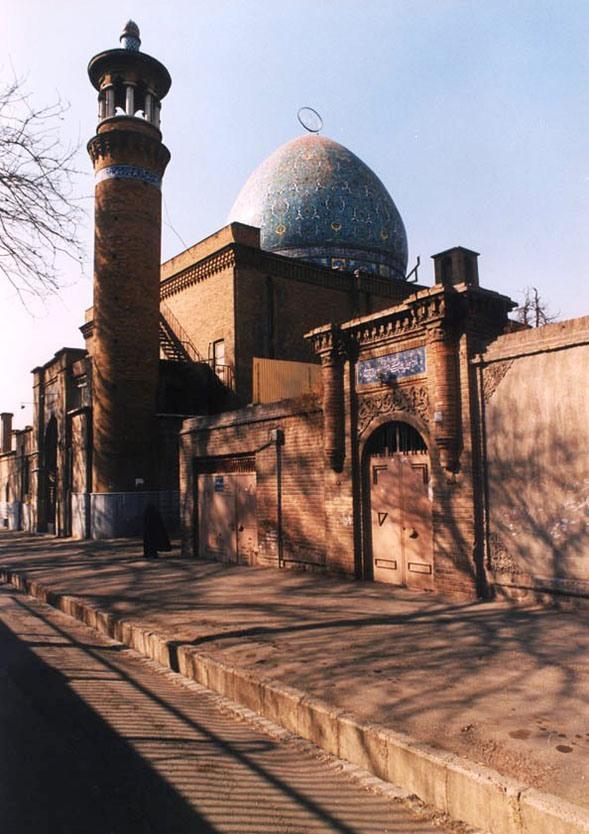 مسجد امینالدوله