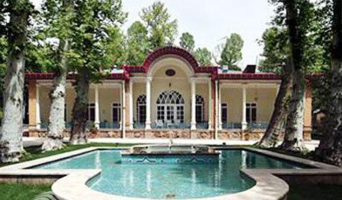 باغ سفارت ایتالیا