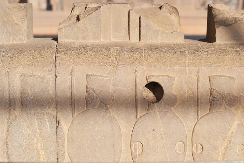 هندسه معماری بناهای ایران