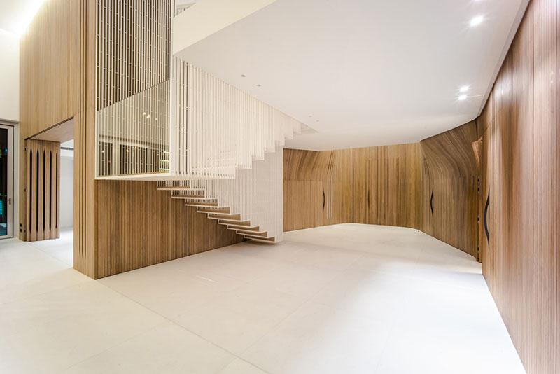 معماری پنت هاوس بیروت