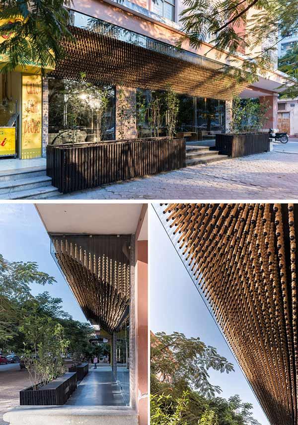 طراحی سقف سالن آرایش مو