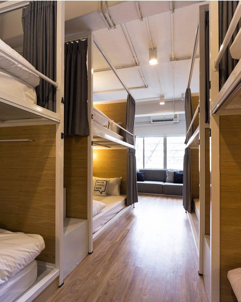 طراحی مسافرخانه مدرن