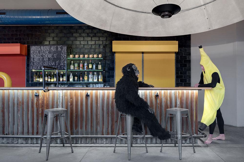 طراحی داخلی شگقت انگیز رستوران شیکاگویی!