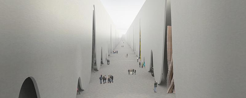 برندگان مسابقه معماری در واقعیت مجازی