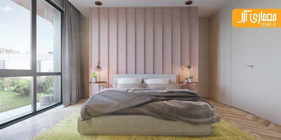 بررسی 6نمونه اتاق خواب و ایده های طراحی آن