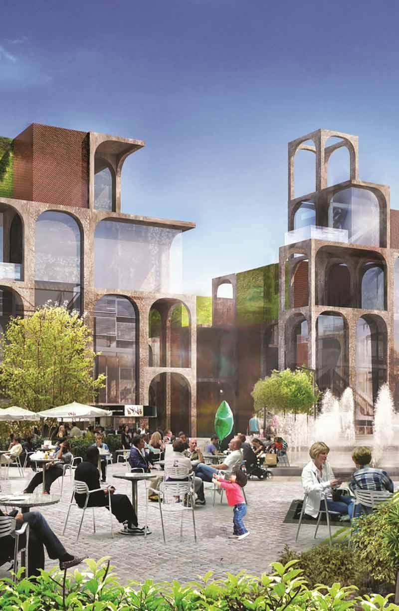 برندگان مسابقه معماری MPIM 2017