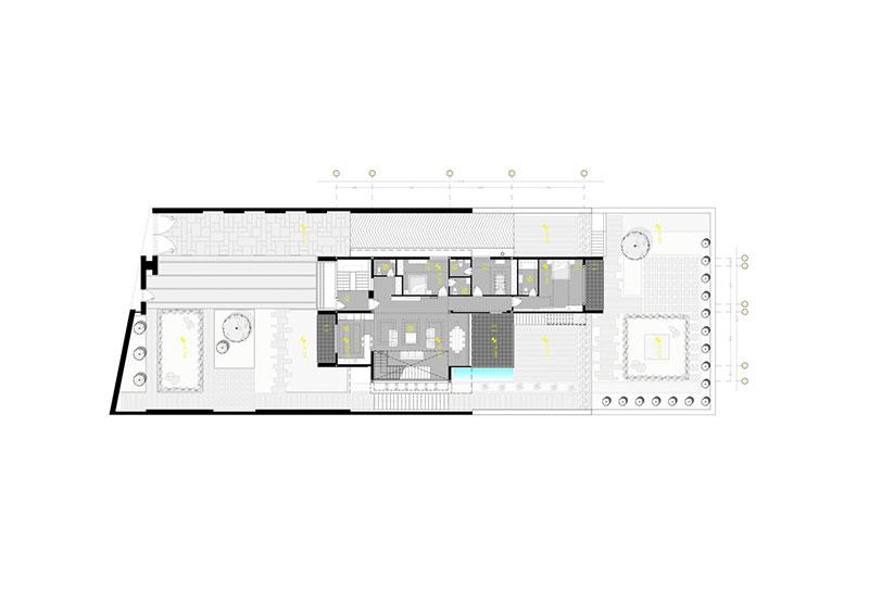 معماری و طراحی داخلی ویلا mavi در دماوند