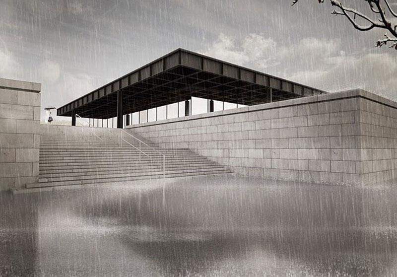 اینستاگرام و معماری