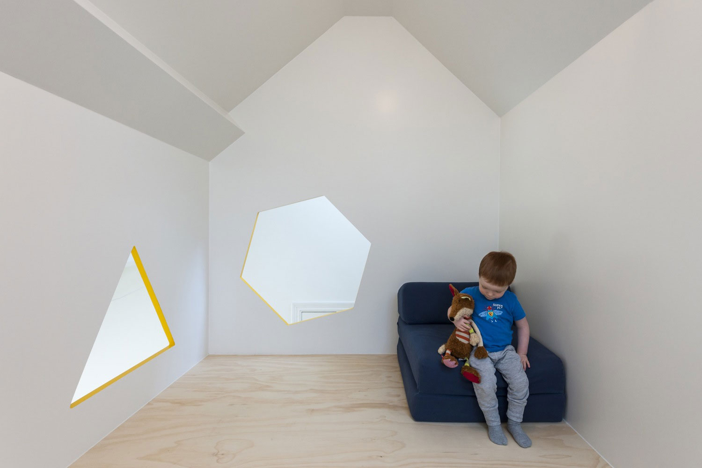 طراحی داخلی اتاق خواب کودک و نوجوان