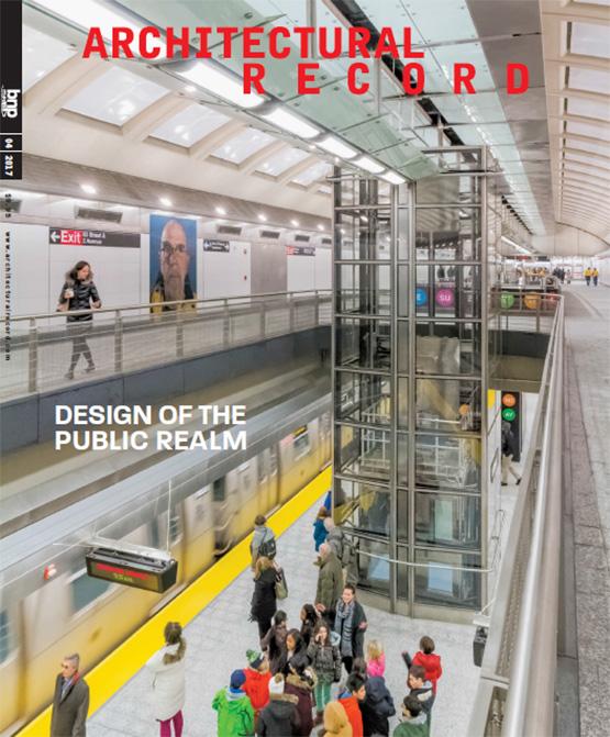 دانلود مجله طراحی و معماری-Architectural Record