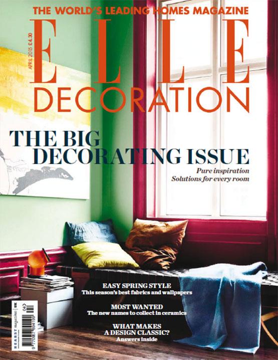 دانلود مجله طراحی و معماری-ELLE decoration