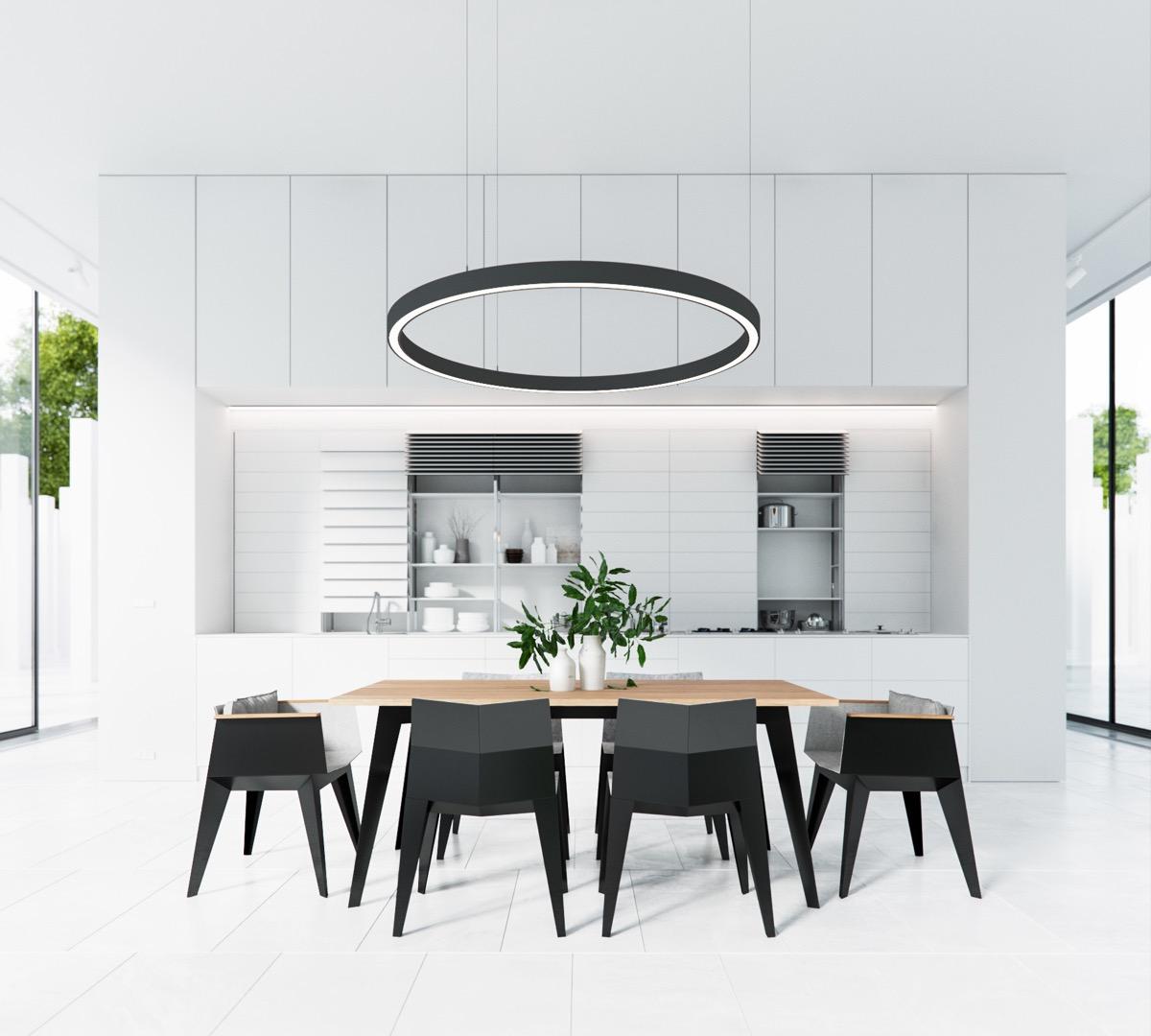 طراحی داخلی مدرن