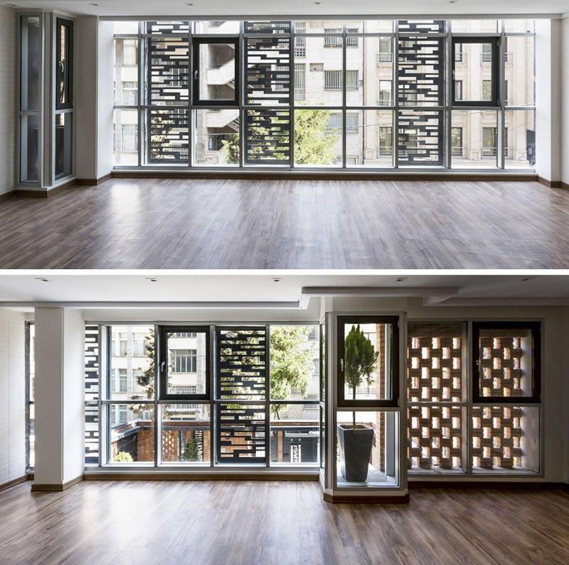 طراحی داخلی آپارتمان مسکونی نیلوفر