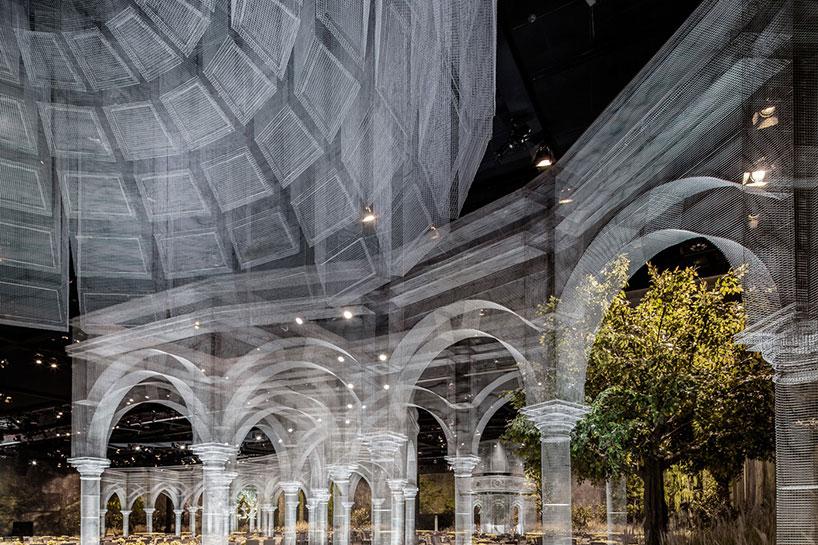 ترکیب معماری مدرن با کلاسیک