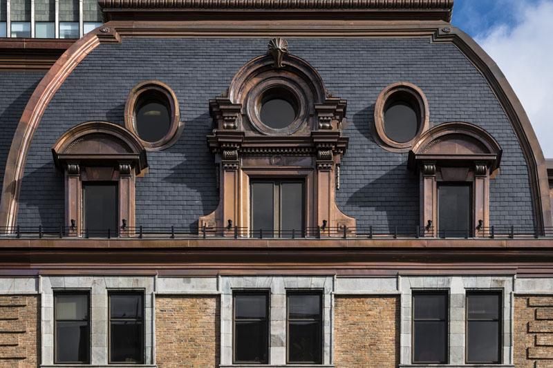 14 بنا برتر با پوشش مس در آمریکا شمالی
