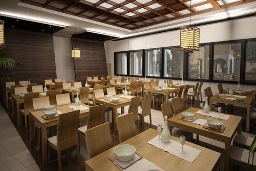 رستوران شهمیرزاد ، شرکت معماری آرل