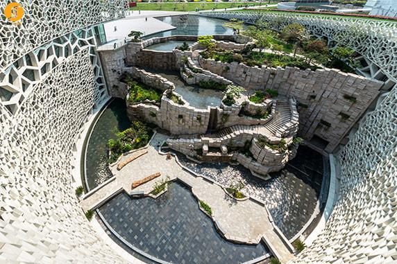 بازگشایی موزه تاریخ طبیعی شانگهای