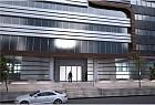 صبا نفت ، طراحی نما ، موقعیت : خیابان ویلا ، متراژ نما : 4000 متر مربع