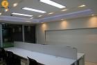 طراحی داخلی دفتر کار - زعفرانیه