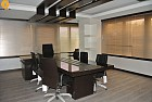 طراحی دفتر کار - پروژه ی صبا - متراژ : 125 متر مربع