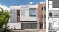 طراحی ایوان خانه، پروژه راه یافته به جایزه معمار 96