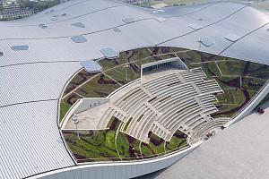 مرکز ملی هنر Kaohsiung  / Mecanoo