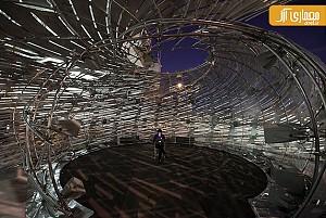 معماری برج خلاقانه لئونارد 56 + ویدئوی انیمشن طراحی برج