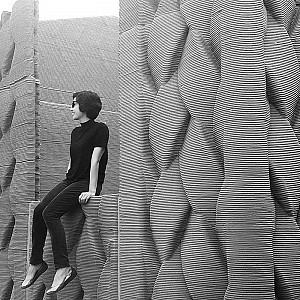 نصب دیوار کناف توسط ربات کارگر ژاپنی
