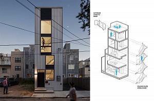 با سیستم ماژولار U-build  هر کسی می تواند خانه بسازد