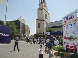 لیست نمایشگاه های ساختمان سال 1394 - تهران