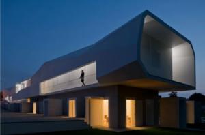 مجموعه خانه هایی با معماری و طراحی داخلی شگفت انگیز