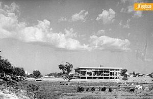 موزه احمد آباد هند، اثر لوکوربوزیه