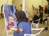 کارگاه نقاشی در دانشکده هنر و معماری برگزار میشود