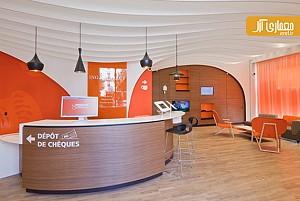 طراحی داخلی بانک آی.ان.جی