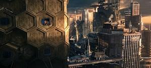 سینما و معماری (آینده نگری در طراحی شهری)
