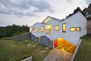 معماری و طراحی خانه پاناراما