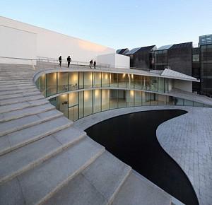 موزه هنرهای معاصر  Tree Art Museum