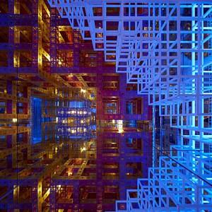 معماری مفهومی - کالبد بی نهایت و فروپاشی فرم