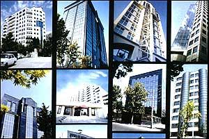 نگاهی به معماری بيست و پنج سال اخير ايران