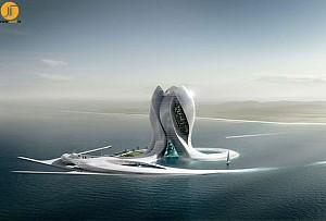 طراحی هتل موندئو