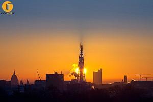 طراحی برج لندن توسط رنزو پیانو 2012