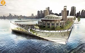 طرح بازسازی اسکله شیکاگو